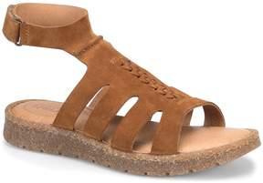 Børn Laporta Suede Gladiator Sandals