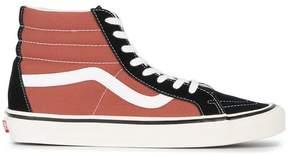 Vans Black Rust Two Tone SK8-HI 38 DX sneakers