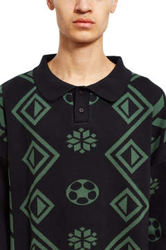 Gosha Rubchinskiy Geometry Knit Sweater