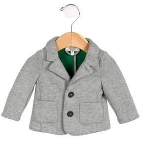 Armani Junior Boys' Collared Long Sleeve Jacket w/ Tags
