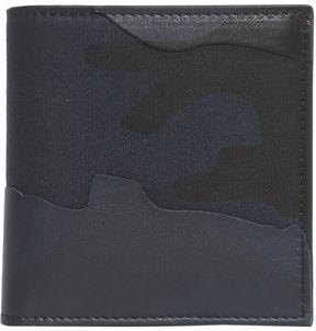 Valentino Garavani Camouflage Bifold Wallet