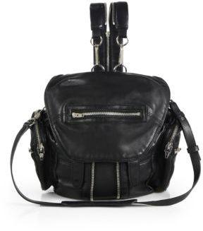 Alexander Wang Marti Mini Leather Backpack