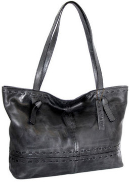 Women's Nino Bossi Tricia Leather Tote
