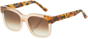 Thierry Lasry Flavory 2207 Plastic Square Sunglasses