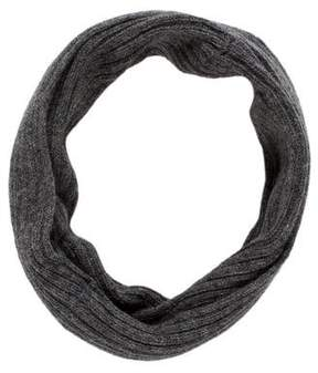 Max Mara Rib Knit Neck Warmer