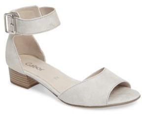 Gabor Women's Ankle Strap Sandal