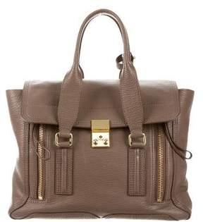 3.1 Phillip Lim Pashli Leather Satchel