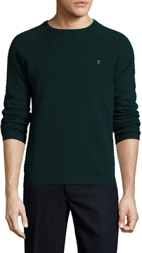 Farah Men's Keighley Knit Sweater