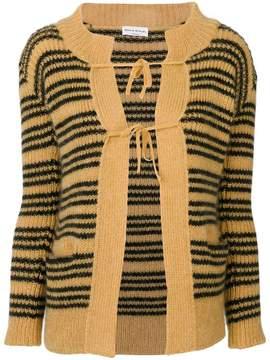 Sonia Rykiel stripe knitted cardigan