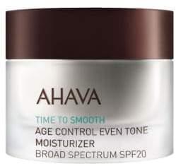 Ahava Age Control Even Tone Moisturizer - SPF 20