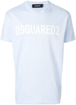 DSQUARED2 logo print T-shirt