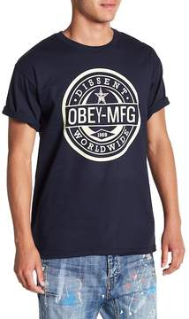 Obey Worldwide Dissent Tee