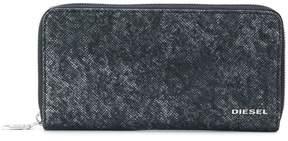Diesel 24 Zip wallet