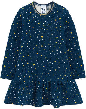 3 Pommes Graphic dress