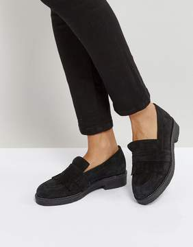 Office Farrow Suede Flat Shoes