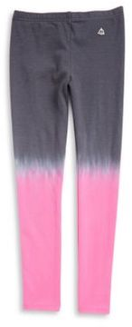 Butter Shoes Girl's Tie-Dye Patterned Leggings