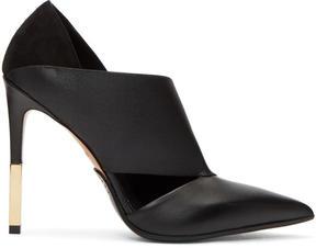 Balmain Black Audrey Heels