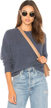 Autumn Cashmere Relaxed Shaker Sweater