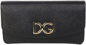 Dolce & Gabbana Zip Wallet - NERO - STYLE