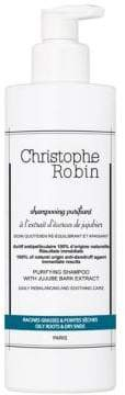 Christophe Robin Purifying Shampoo with Jujube Bark Extract/13.5 oz