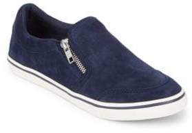 Lauren Ralph Lauren Jeorgia Suede Slim-On Sneakers