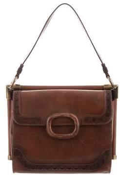 Roger Vivier Small Miss Viv Leather Bag