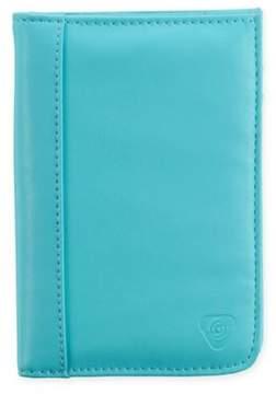 Lewis N. Clark® RFID-Blocking Passport Wallet in Aqua