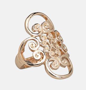 Avenue Scroll Stretch Ring