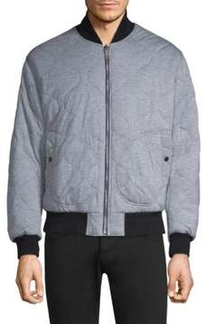 Burberry Campton Reversible Quilted Bomber