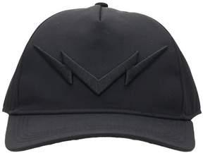 Neil Barrett Black Technical Fabric Cap