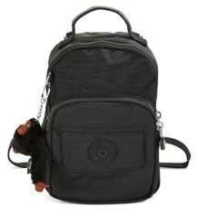 Kipling Alber Convertible Mini Backpack - FARM GREEN - STYLE