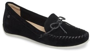 Hush Puppies Women's Larghetto Carine Concealed Wedge Moccasin
