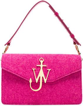 J.W.Anderson Felt Logo Bag