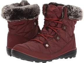 Columbia Heavenly Shorty Organza II Omni-Heat Women's Shoes