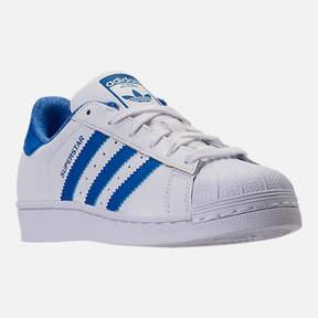 adidas Kids' Grade School Superstar Casual Shoes