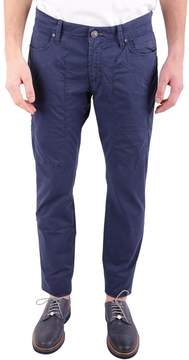 Jeckerson Heritage Cotton Blend Trousers