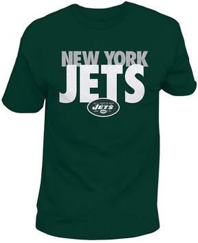 Authentic Nfl Apparel Men's New York Jets Stunt Blitz T-Shirt