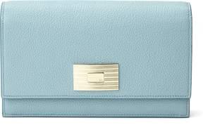 Ralph Lauren Engine-Turned Calfskin Wallet