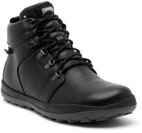 Camper Peu Pista High-Top Leather Sneaker