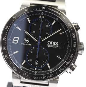 Oris Williams F1 773.7685.4184R Stainless Steel 45mm Mens Watch