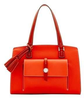 Dooney & Bourke Cambridge Shoulder Bag. - PERSIMMON - STYLE
