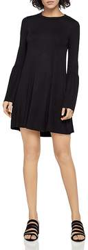 BCBGeneration Bell Sleeve Cutout Dress