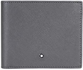 Montblanc Sartorial 8CC Wallet- Grey
