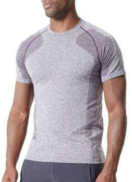 MPG Raisin Engage Raglan Sleeve Tee