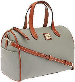 Dooney & Bourke As Is Pebble Leather Olivia Satchel - ONE COLOR - STYLE