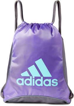 adidas Purple & Grey Bolt II Sackpack