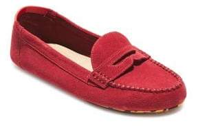 Me Too Kami Suede Penny Loafers