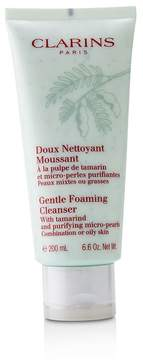 Clarins Gentle Foaming Cleanser with Tamarind & Purifying Micro Pearls - Combination or Oily Skin (Limited Edition)