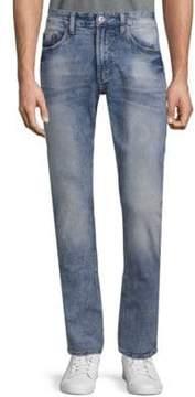 Buffalo David Bitton Washed Jeans