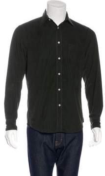 Mason Corduroy Button-Up Shirt w/ Tags